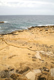 Coast of Malta Stock Image