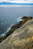 Coast of Mizen Head in Ireland Royalty Free Stock Photography