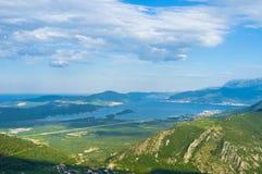 The coast of Montenegro Royalty Free Stock Photos