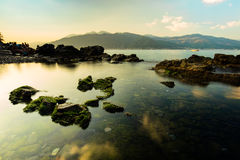Coast of Montenegro Stock Photo