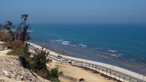 Coast of morocco Royalty Free Stock Photography