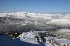 Coast Mountains Royalty Free Stock Photo