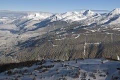Coast Mountains, British Columbia Stock Photo