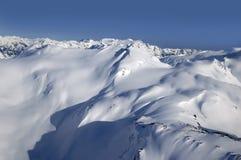 Coast Mountains Royalty Free Stock Image