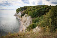 Coast, Nature Reserve, Cliff, Water stock image