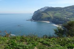 Coast, Nature Reserve, Coastal And Oceanic Landforms, Headland royalty free stock photos