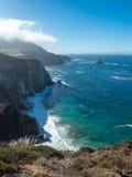 The Coast Near Big Sur Royalty Free Stock Photography