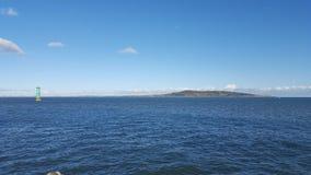 Coast near dublin. The coastal region and port of dublin Royalty Free Stock Photography
