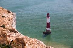 On the coast near Eastbourne Stock Photos