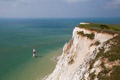 On the coast near Eastbourne Royalty Free Stock Photos