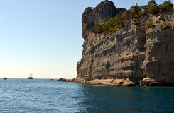 Coast near Kemer, Turkey Stock Image