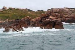 Coast near Seven Islands Royalty Free Stock Photos