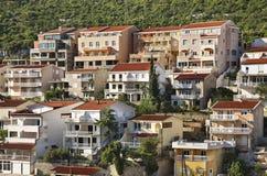 Coast in Neum. Bosnia and Herzegovina.  Stock Photo