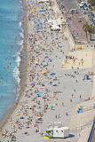 Coast of Nice, France Royalty Free Stock Image