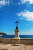 Coast of France, Nice Royalty Free Stock Image