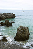 Coast of Noja Stock Photo