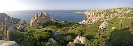Coast - North Sardinia, Italy Royalty Free Stock Photography