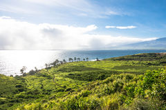 The coast of North West Maui, Hawaii Stock Photography