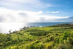 The coast of North West Maui, Hawaii Stock Photography
