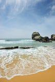 Coast ocean Stock Image