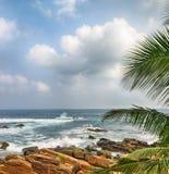 Coast ocean Royalty Free Stock Photo