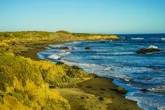 coast ocean pacific Στοκ Εικόνες