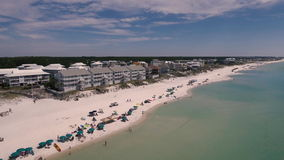 Coast Ocean, USA, Florida stock video