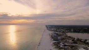 Coast Ocean USA, Florida stock footage