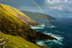 Free Coast Of Slea Head In Kerry In Ireland Stock Photography - 82588162