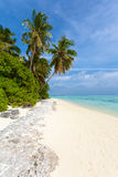 Coast Of Tropical Island Royalty Free Stock Photography