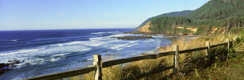 Coast Of Oregon Royalty Free Stock Photography