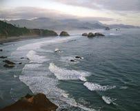 coast oregon Royaltyfri Bild