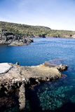 Coast, Pantelleria Stock Photo