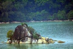 Coast, Penang, Malaysia Royalty Free Stock Image