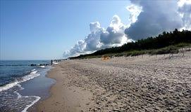 Coast in Poland, Europe Stock Photos