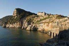 The Coast of Portovenere Stock Image