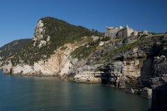 The Coast of Portovenere Royalty Free Stock Photo