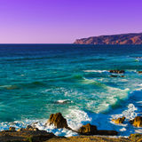 Coast of Portugal Royalty Free Stock Image