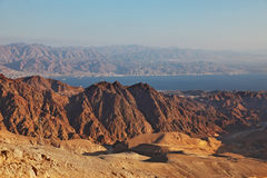 Coast of Red sea Stock Photo