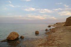 Coast of Red sea,Egypt Stock Photos