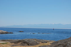 coast rockies west Στοκ Φωτογραφίες