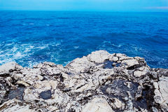 Coast Rocks. Stock Images