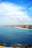 Coast of Sagres Stock Image