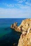 Coast of Sagres Stock Photo