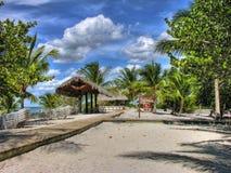 Coast of Santo Domingo, Dominican Republic Royalty Free Stock Image