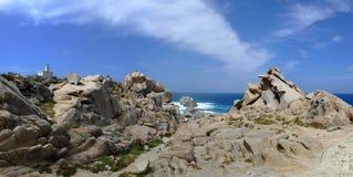 Coast in Sardinia Royalty Free Stock Image