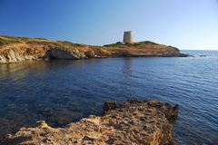 Coast of Sardinia Stock Image
