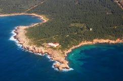 Coast of Sardinia, Italy Stock Images