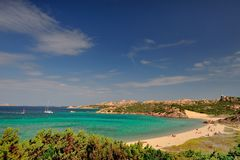 Coast of Sardinia - Sardegna Stock Photo
