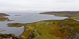 Coast in scotland Stock Photography